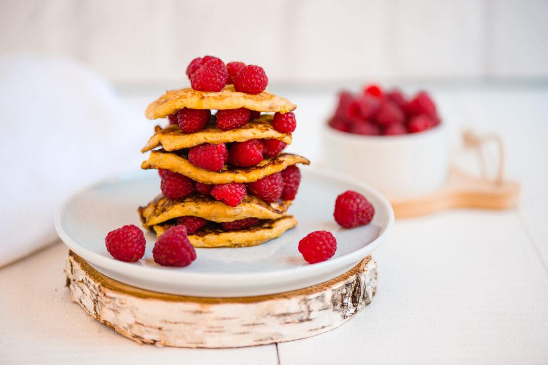 pancake din 2 ingrediente
