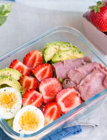 salata mic dejun